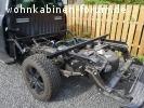 Halterung für Bimobil Husky auf aktuellen Ranger