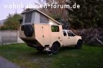 Nissan Navara Camper