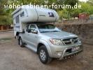 Tischer Trail 200 auf Toyota Hillux