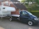 VW T5 Pritsche für z.B. Bimobil Tischer Nordstar