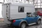 Wohnkabine und Mitsubishi L200
